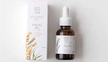 [Rice Bran facial oil]