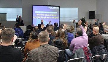 Special Seminar to Maximise your Business Results at the show
